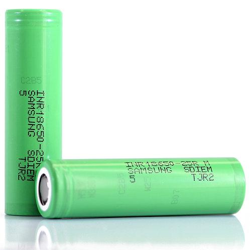 Bateria 18650 - Samsung INR25R