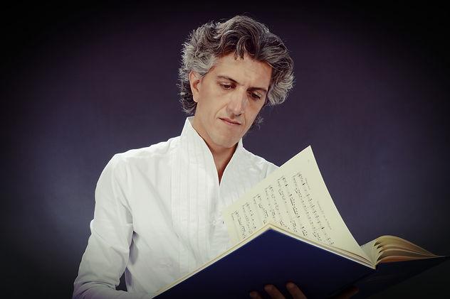 Pianiste Vittorio Forte