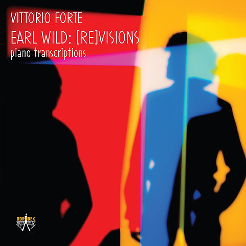 01.ODRCD399 Vittorio Forte - Hommage to