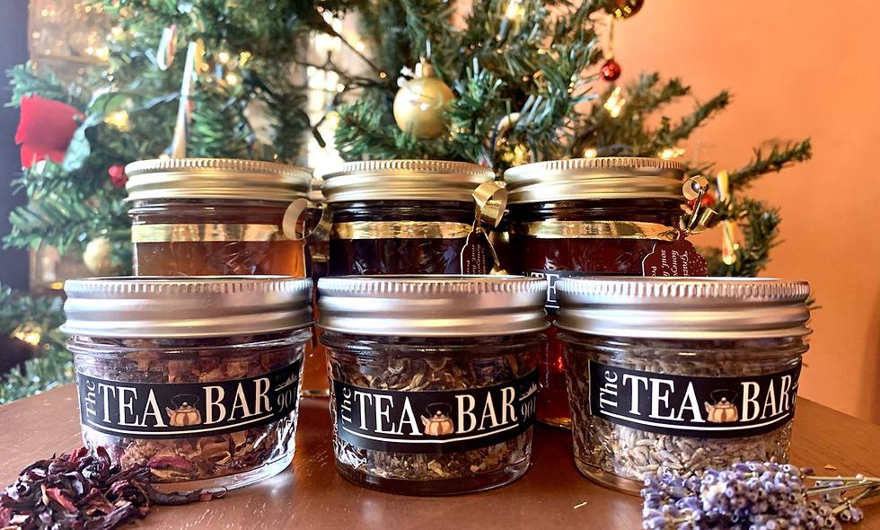 Tea & Honey variety set