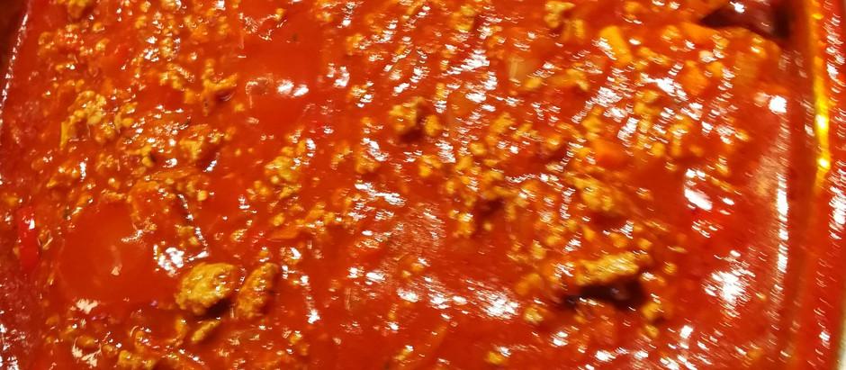 Hackfleisch-Tomatensoße oder Bolognese?