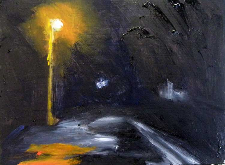 Road and Light, 2009