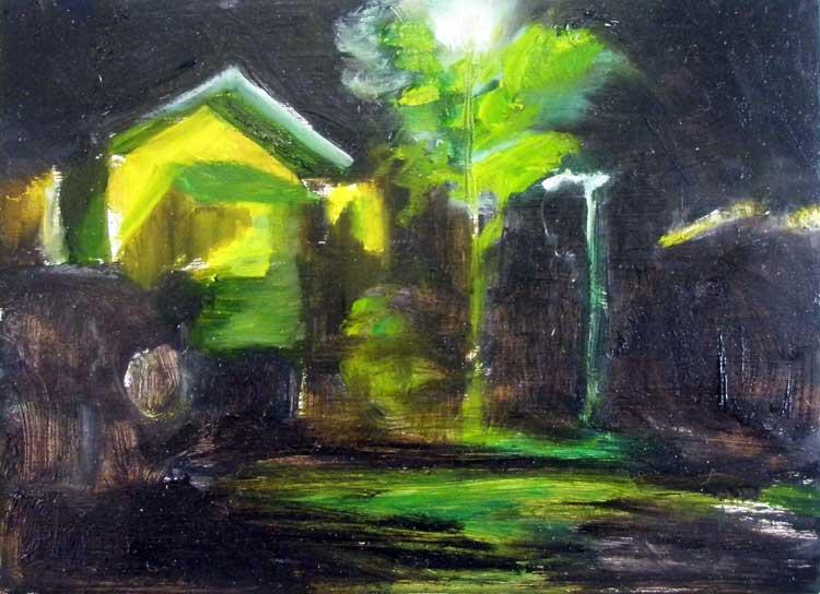 Sawtell Cabin II, 2009