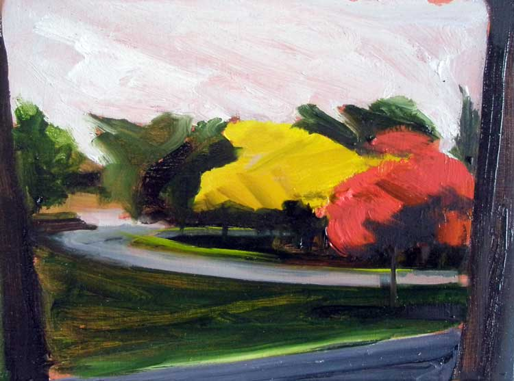 Autumn Cooma VIII, 2009