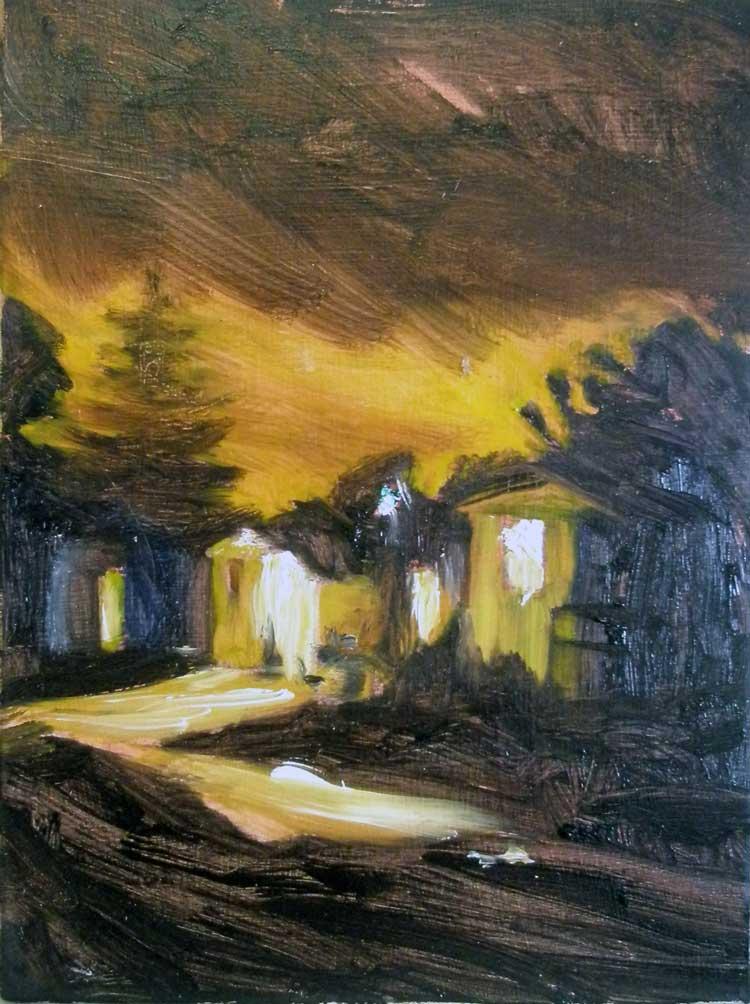 Sawtell Cabins I, 2009
