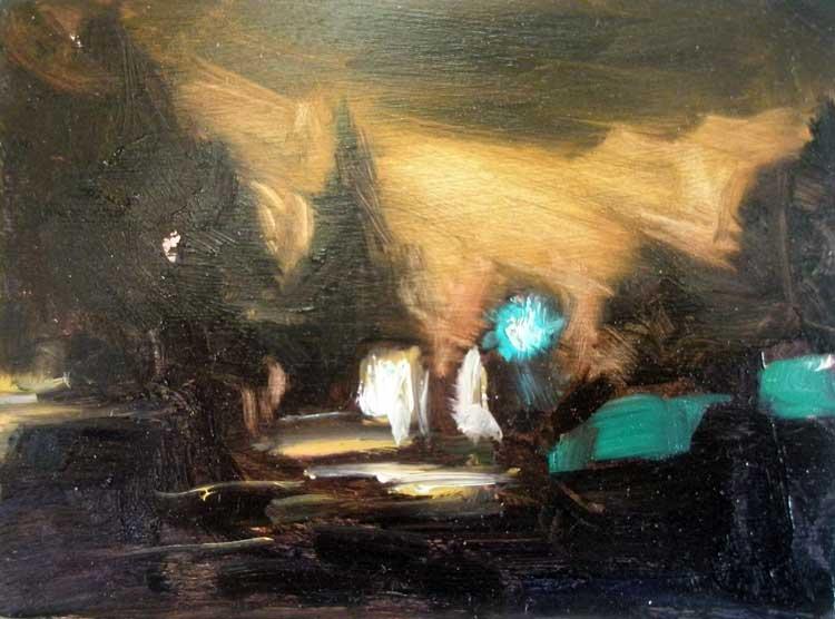 Sawtell Cabins V, 2009