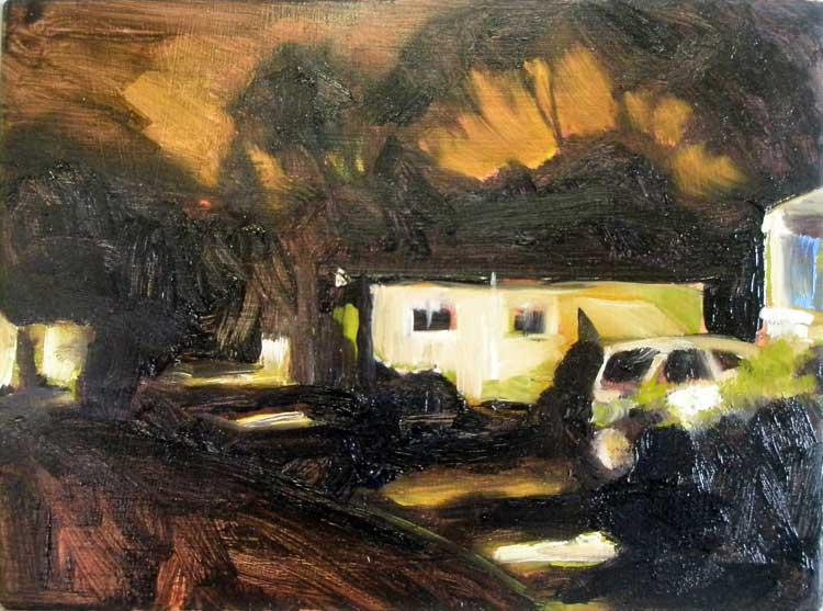 Sawtell Cabins III, 2009