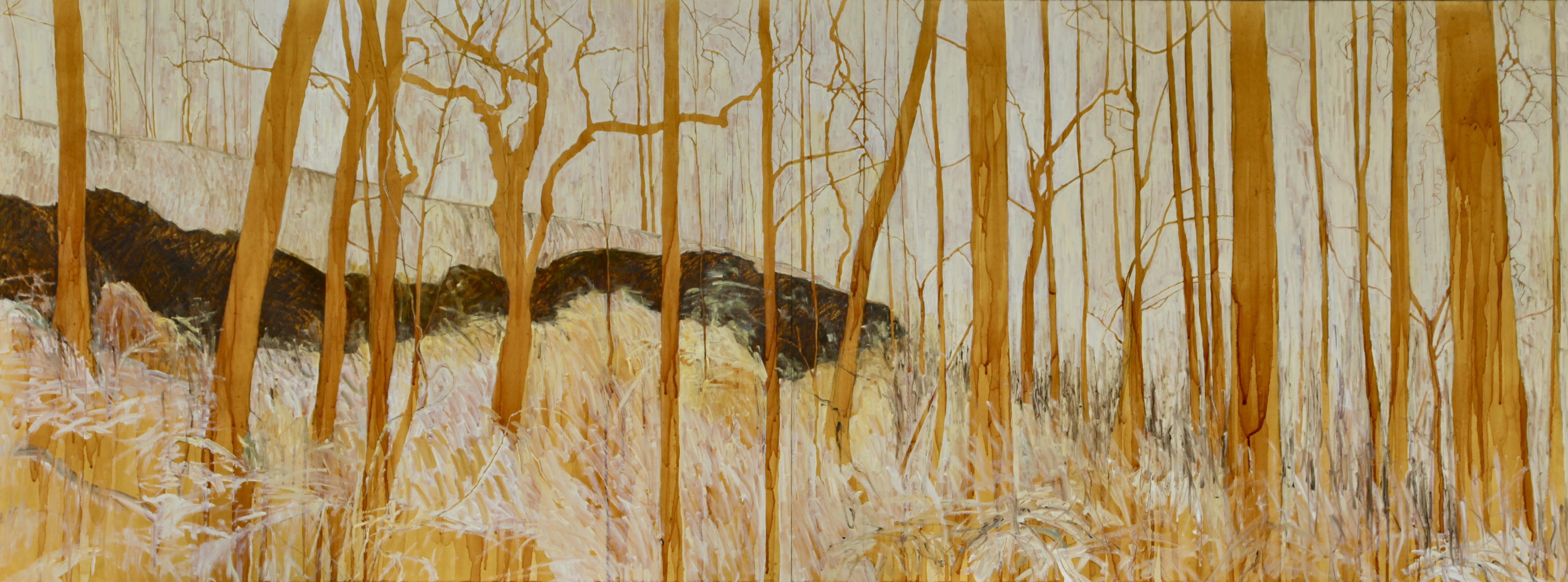 Watagan ethereality, 90 x 240 cm