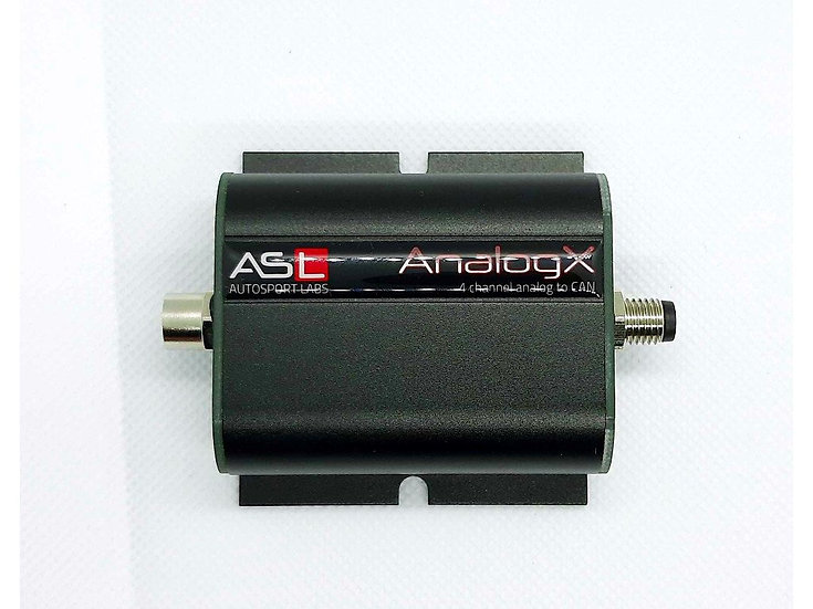 AnalogX 2-4 Channel Analog to CAN Interface