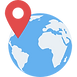 Worldwide report areas_Icon