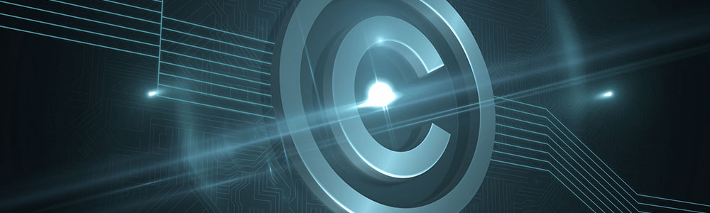Copyright protection because of video piracy