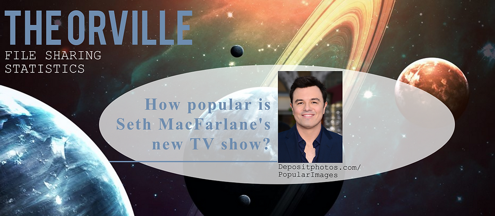 Header image_The Orville TV Show piracy numbers