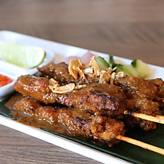 Sate Ayam / Chicken Satay