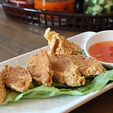 Hekeng Udang / Shrimp Rollade
