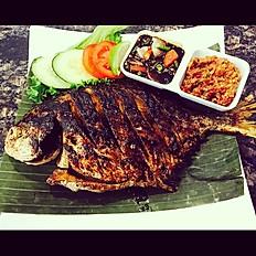 Ikan Bakar / Grilled Fish