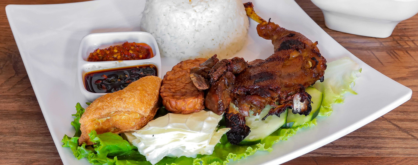 Traditional Grilled Chicken