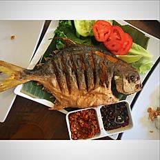 Ikan Goreng / Fried Fish