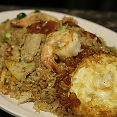 Nasi Goreng Special / Special Fried Rice