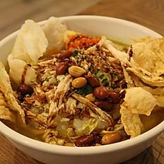 Bubur Ayam / Chicken Porridge
