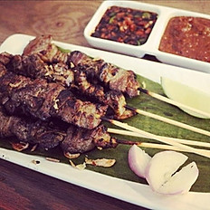 Sate Kambing / Lamb Satay Skewer
