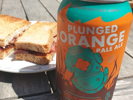 Blog #16. Part of your 5 a day? Hatherwood Plunged Orange