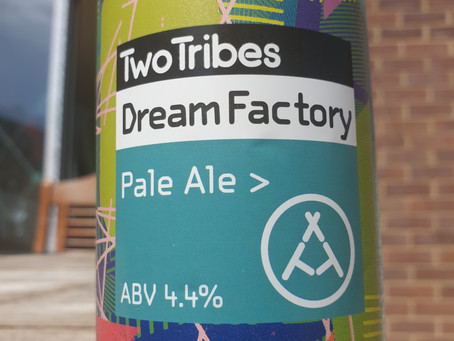 Blog #55. Two Tribes - Dream Factory .