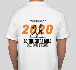 t-shirt design virtual race 2020-back.PN