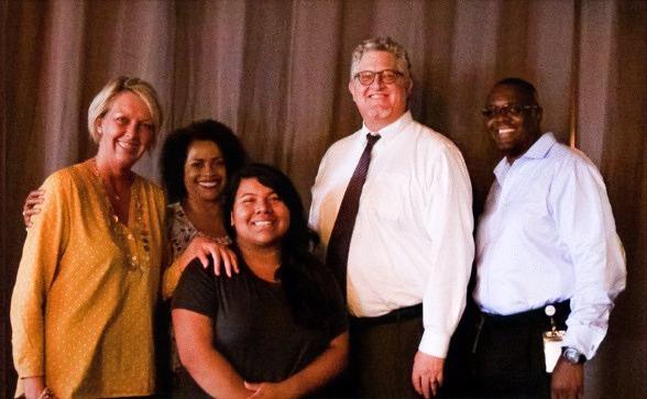 CRC Staff & Judge Cloninger