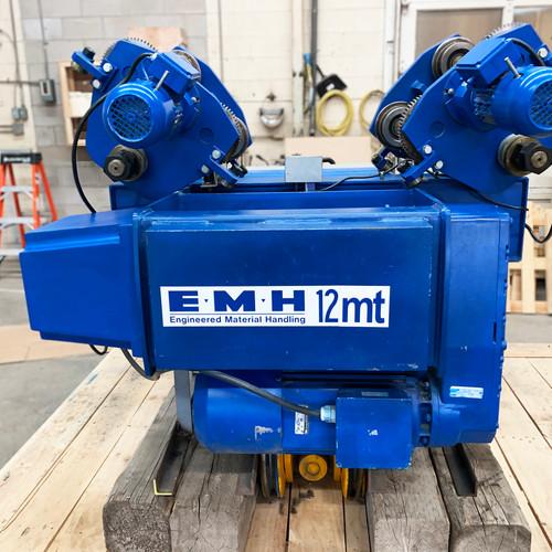 12 Metric ton EMH hoist