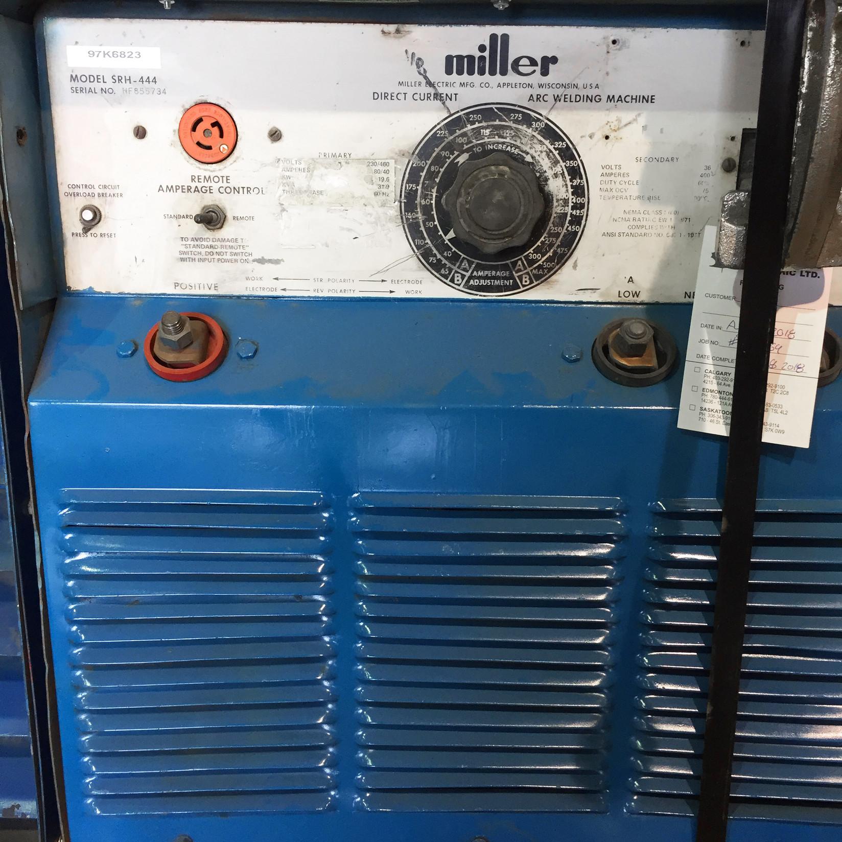 Miller SRH 444