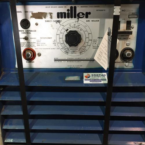 Miller SRH 222
