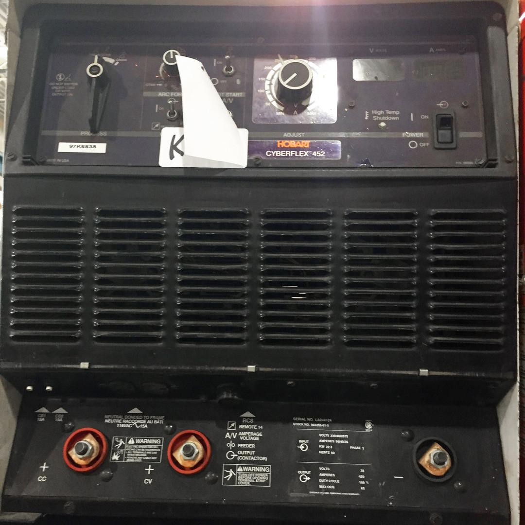 Hobart CyberFlex 452