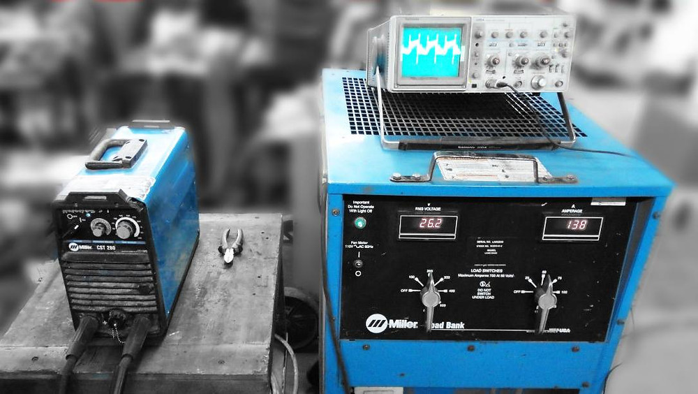 welder calibration