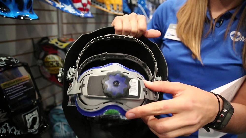 Miller Welding Helmet Headgear