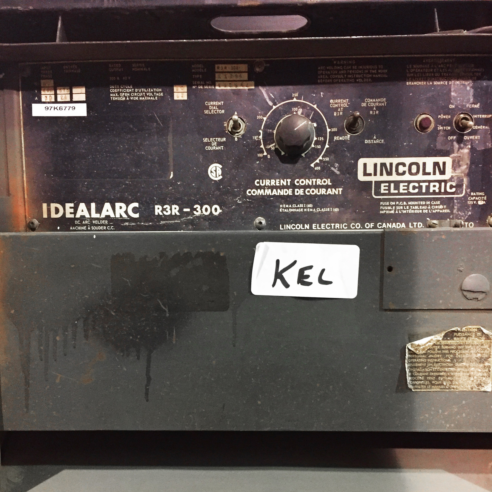 LIncoln IdealArc R3R-300