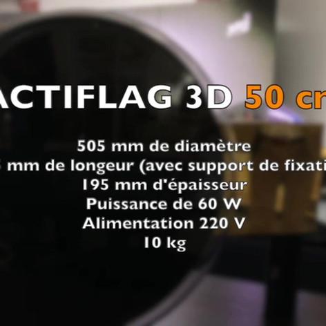 Actiflag 3D