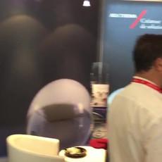 AXA captation live holographique