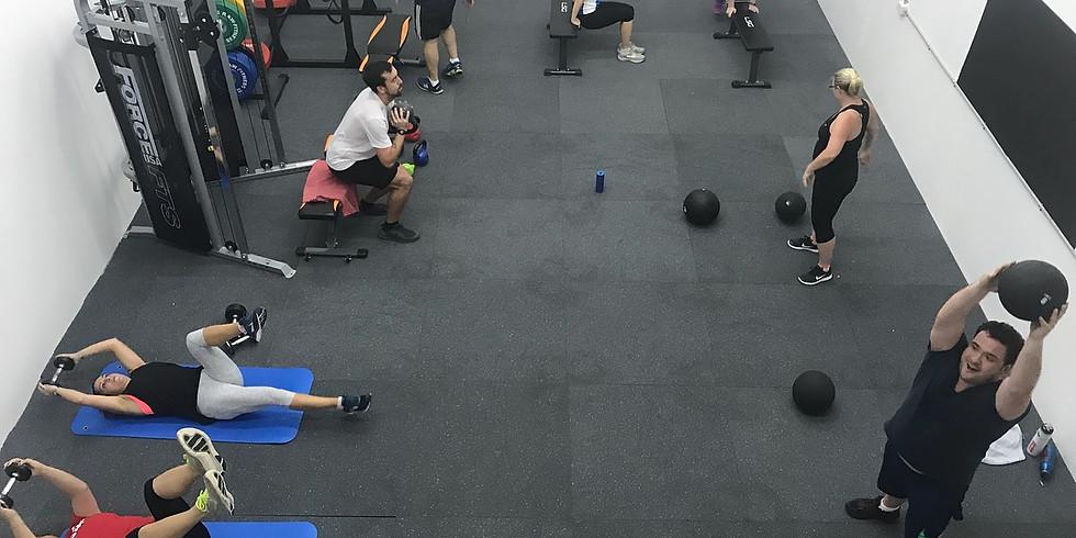 Trail running strength workshop