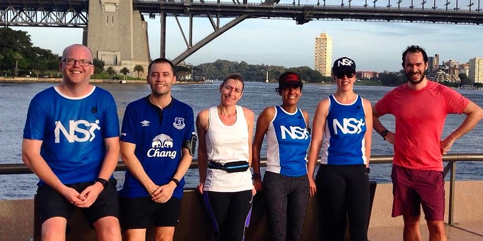 Blackmores Sydney Half Marathon Program