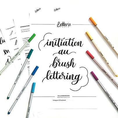 Atelier initiation au Brush Lettering.jp