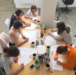 Atelier Initiation Brush Lettering Paris