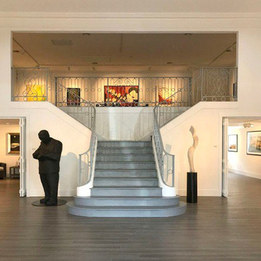 Adelson Cavalier Opening Exhibit