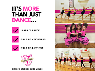 It's More Than Just Dance...