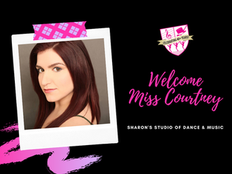 Welcome Miss Courtney!