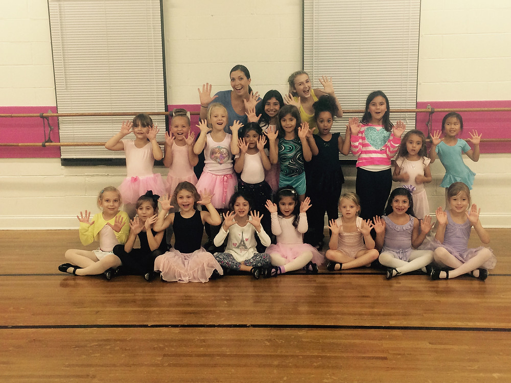 summer dance camps and classes for kids