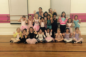 dace classes for kids parsippany