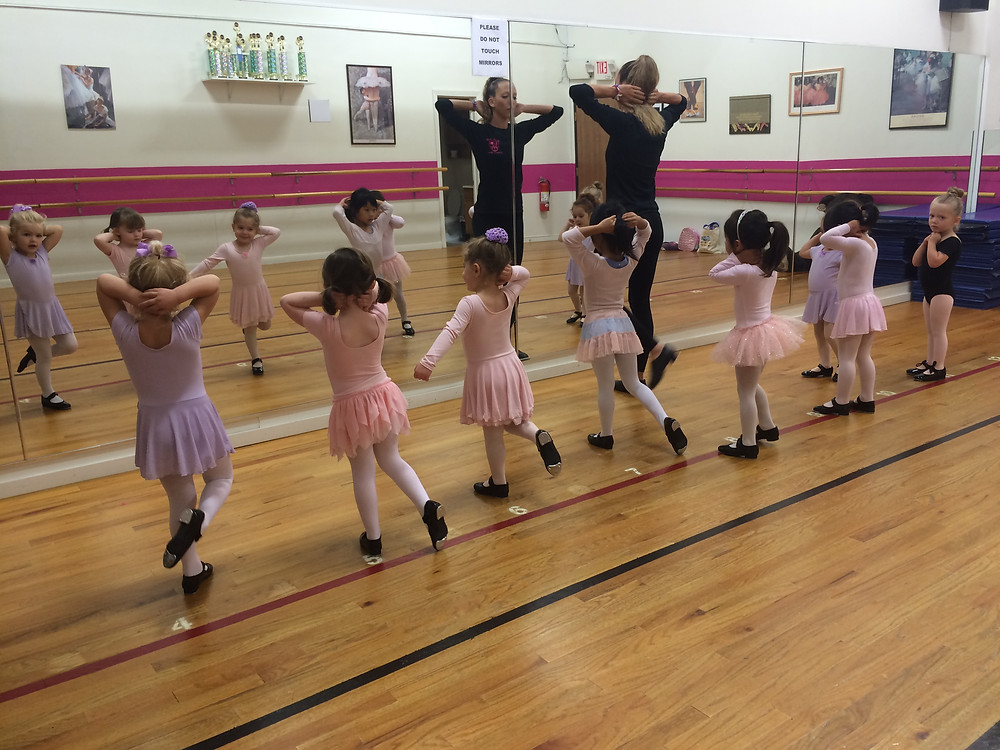 dance classes for kids in whippany, nj