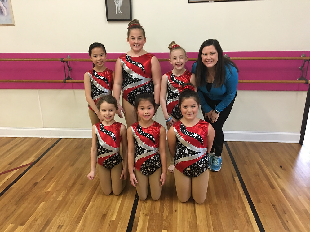dance classes for kids in morris county