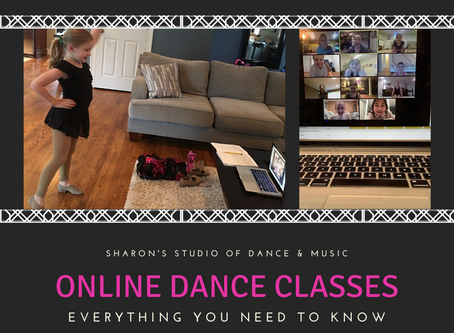 Everything You Need to Know About Online Dance Classes