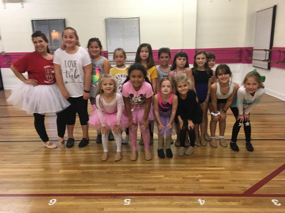 dance classes for kids whippany